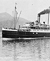 Photograph of the steamboat PRINCESS SOPHIA, Juneau, Alaska