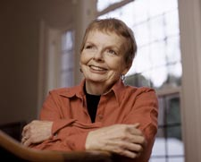 Photograph of Carol Shields, 2002