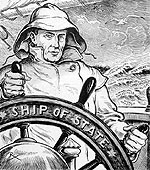 The Helm in Safe Hands (Arthur Meighen)
