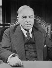 William Lyon Mackenzie King.
