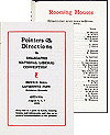 Pointers & Directions to Delegates, National Liberal Convention, 1919.