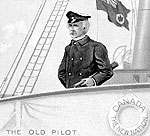 The Old Pilot (Prime Minister Wilfrid Laurier), ca. 1908.