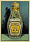 King's Mixed Pickles, c.1925.